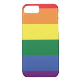 LGBT | Pride Flag Design | Stripes | iPhone 8/7 Case