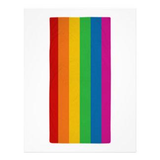 LGBT pride Letterhead