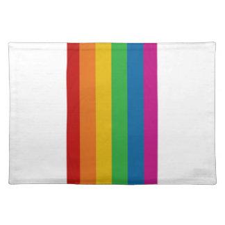 LGBT pride Placemat