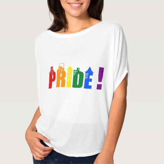 LGBT rainbow city pride T-Shirt