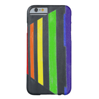 LGBT Rainbow Crossing iPhone 6/6s Phone Case