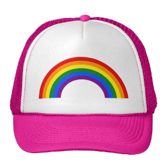 LGBT rainbow pride Hat