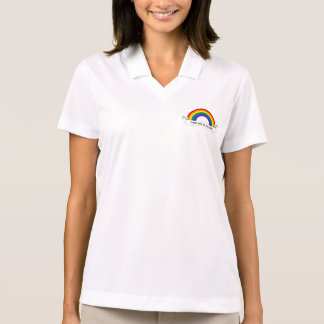 LGBT rainbow pride Polo Shirt