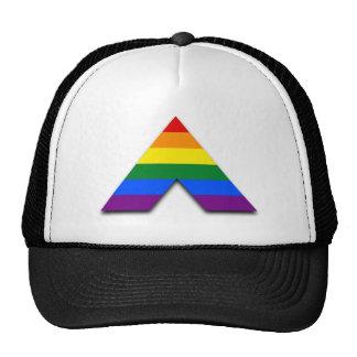 LGBT straight ally flag Trucker Hat