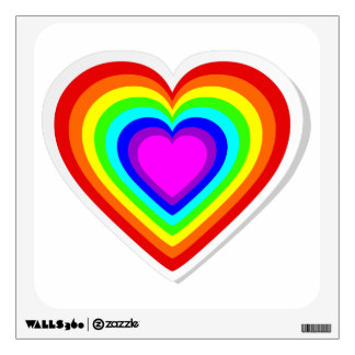 lgbt wall decal
