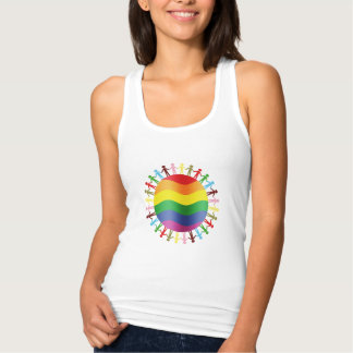 LGBT World Harmony Tank Top