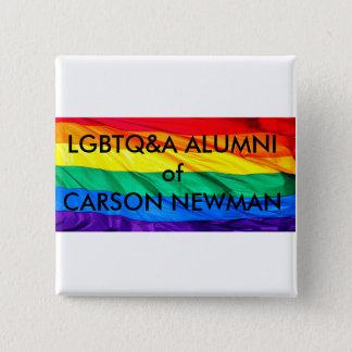 LGBTQ&A Alumni of Carson-Newman Buttons