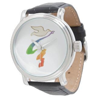 LGBTQ - Gay Time  - Freedom Bird Wrist Watches