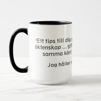 LGBTQ Kaffemugg Mug