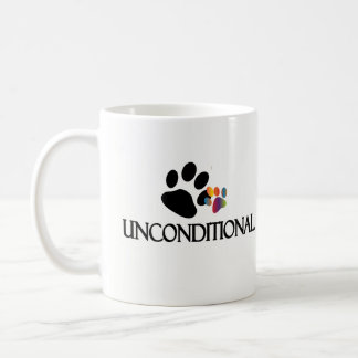 LGBTQIA Unconditional Love For Your Child LGBT Sup Coffee Mug