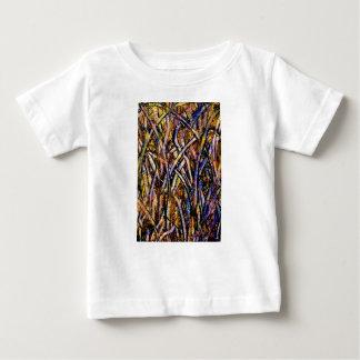 lgcarnivalglassgrasswithorangenmoldfungus baby T-Shirt