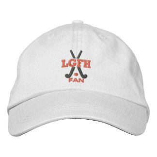 LGFH Fan Adjustable Cap Embroidered Hats
