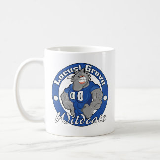 LGHS Wildcat coffee mug