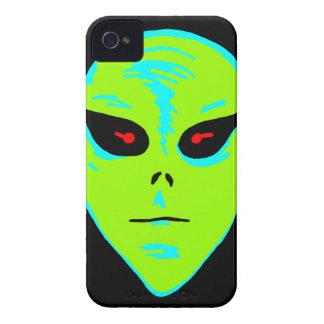 LGM Alien Face Blackberry Case-Mate Case