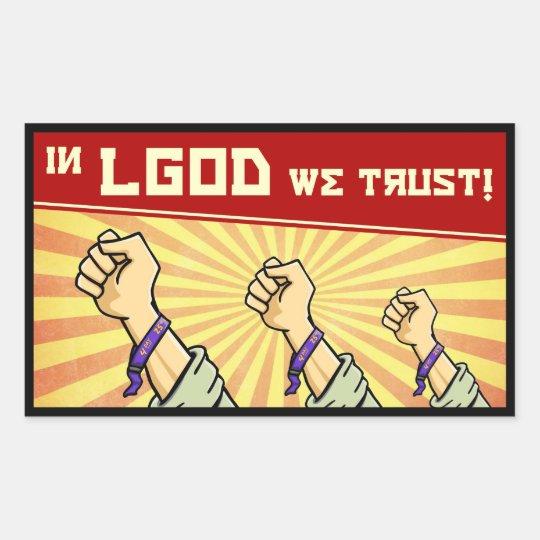 LGOD 2016 Sticker