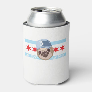 LGOD Chicago Sloth Can Cooler (with Admins!)
