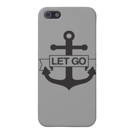 lgw anchor light grey case iPhone 5 iPhone 5/5S Covers