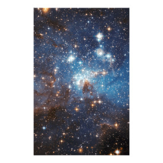 LH 95 in the Large Magellanic Cloud Stationery