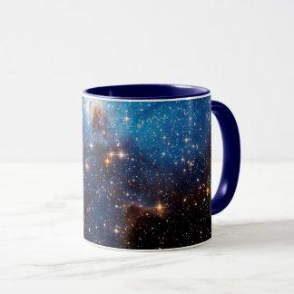 LH 95 Star Forming Region - Hubble Space Photo Mug