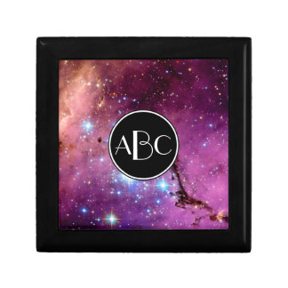 LHA 120-N11 Star Formation with Custom Monogram Gift Box