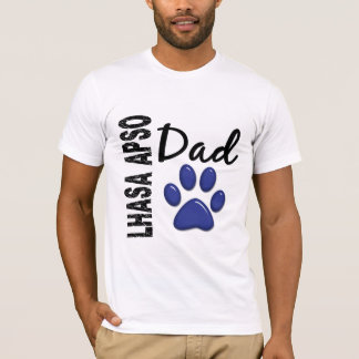 Lhasa Apso Dad 2 T-Shirt