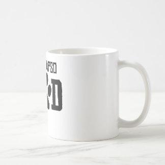 Lhasa Apso Dad Coffee Mug