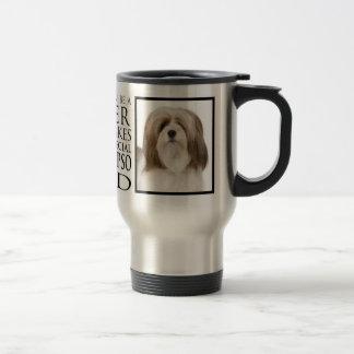 Lhasa Apso Dad Mug