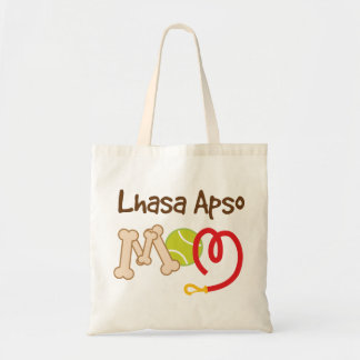 Lhasa Apso Dog Breed Mom Gift