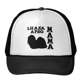 LHASA APSO MAMA TRUCKER HAT