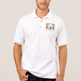 Lhasa Apso Polo Shirt