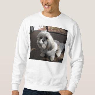 Lhasa Apso sitting Sweatshirt