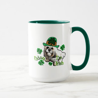 Lhasa Apso St Patricks Mug