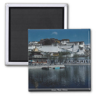 Lhasa, Tibet, China Magnet