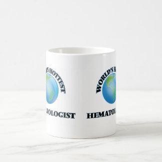 L'hématologue le plus chaud du monde mugs à café