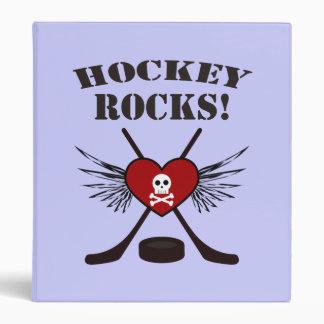 L'hockey bascule le classeur