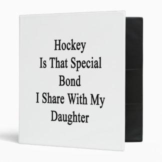 L'hockey est que part du lien I de Special avec la Classeurs 3 Anneaux
