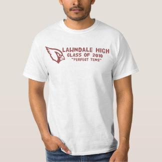 LHS Class of 2010 T-Shirt