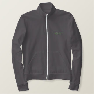 LI Embroidered Jacket