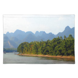Li River, China Placemat