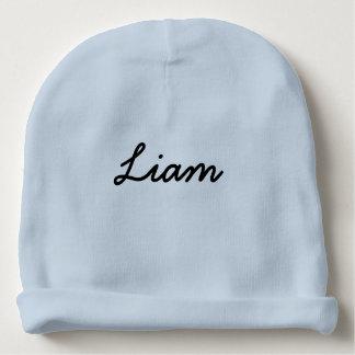 Liam Baby Boy Hat Baby Beanie