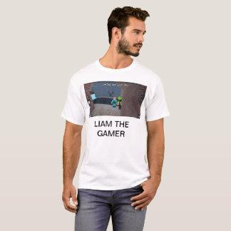 Liam the gamer T-Shirt