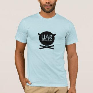 LIAR - John.8:44 T-Shirt