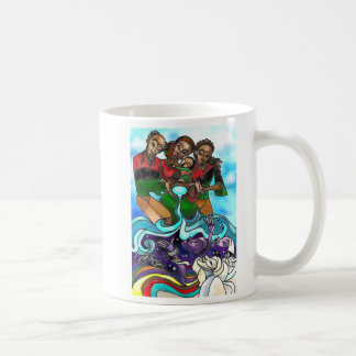 'Libation' ceramic mug