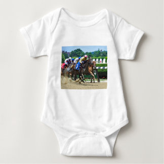 Libby's Tail 2 Yr-old Filly Baby Bodysuit