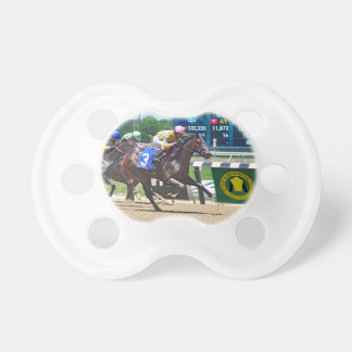 Libby's Tail Baby Pacifiers
