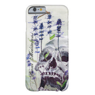 Libellules, cas de l'iPhone 6 Coque Barely There iPhone 6