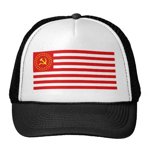 Liberal America Mesh Hats