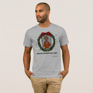 Liberal Christmas 2017 Men's T-Shirt