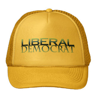 Liberal Democrat Hat g