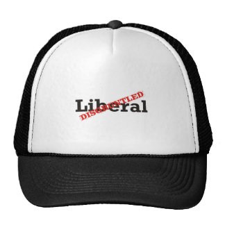 Liberal / Disgruntled Mesh Hat